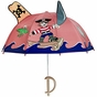 Playful Personalized Kids Umbrella - click to Enlarge
