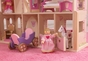 Princess Castle with Furniture - click to Enlarge