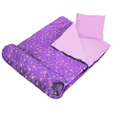 Princess Kids Sleeping Bag