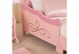 Princess Toddler Cot - click to Enlarge
