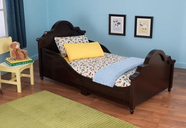 Raleigh Toddler Bed - Espresso