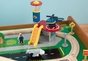 Ride Around Town train set w/table - click to Enlarge