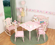 Rock-A-My-Baby Furniture Set