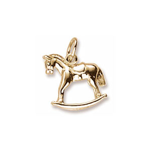 Rocking Horse Charm by Forever Charms