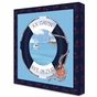 S.S. Maritime Name Plaque Personalized by Dish and Spoon - click to Enlarge