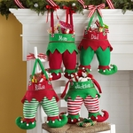 Santa's Little Helpers Jingle Stocking