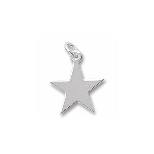 Star Charm by Forever Charms - Personalized