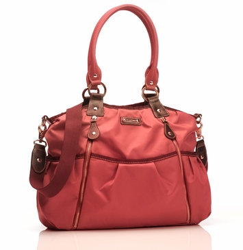 Storksak Olivia Berry Diaper Bag