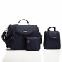 Storksak Poppy Navy Diaper Bag - click to Enlarge