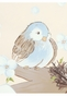 Sweet Songbird Wall Hanging Personalized by Dish and Spoon - click to Enlarge