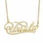 Sweetly Feminine Name Necklace - click to Enlarge
