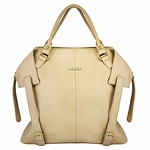The Charlie II Tote Diaper Bag by Timi & Leslie - Light Brown