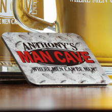 The Man Cave Ultimate Coaster Set