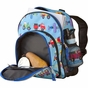 Trains, Planes & Trucks Pack 'n Snack Kids Backpack - click to Enlarge