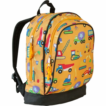 Under Construction Kids Backpack