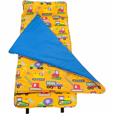 Under Construction Kids Nap Mat
