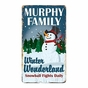 Vintage Metal Holiday Signs - click to Enlarge