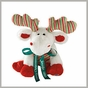 Webkinz Reindeer, Minty Moose And Peppermint Puppy - click to Enlarge
