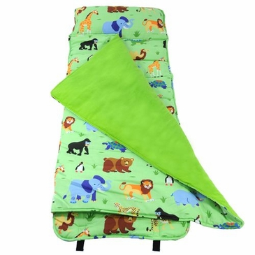 Wild Animals Kids Nap Mat