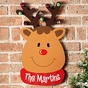 Wooden Holiday Signs - Personalized - click to Enlarge