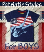 BOYS 4th OF JULY CLOTHES
