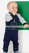 Le Top Boys Coverall with Pouch Pocket � Play-by-Play