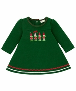 Le Top Girls Little Elves French Rib Dress � Jolly Elves