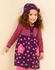 Le Top Little Girl Sweater Dress - SAVVY STRIPES, Dots & Flowers