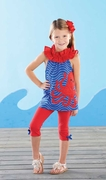 Mud Pie Girls Octopus Tunic and Capri Set � Boathouse Baby