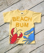 Mulberribush Boys Beach Bum T-Shirt