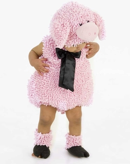 Princess Paradise Squiggly Piglet Baby and Toddler Halloween Costume