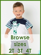 Sizes 2T, 3T, 4T. TODDLER BOY Clothing, T-shirts, Shorts, Play Clothes
