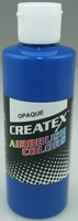 8oz Createx Color 5201 - Opaque Blue