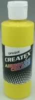 8oz Createx Color 5204 - Opaque Yellow