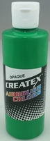 8oz Createx Color 5205 - Opaque Light Green