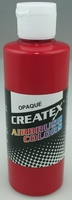 8oz Createx Color 5210 - Opaque Red