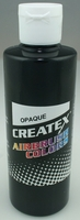 8oz Createx Color 5211 - Opaque Black