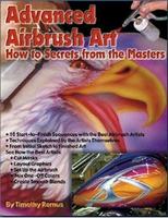 Advanced Airbrush Art - Wolfgang Publications