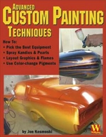 Advanced Custom Painting Techniques - Wolfgang Publications