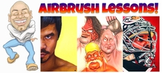 Airbrush Lessons - One on One Private Lessons