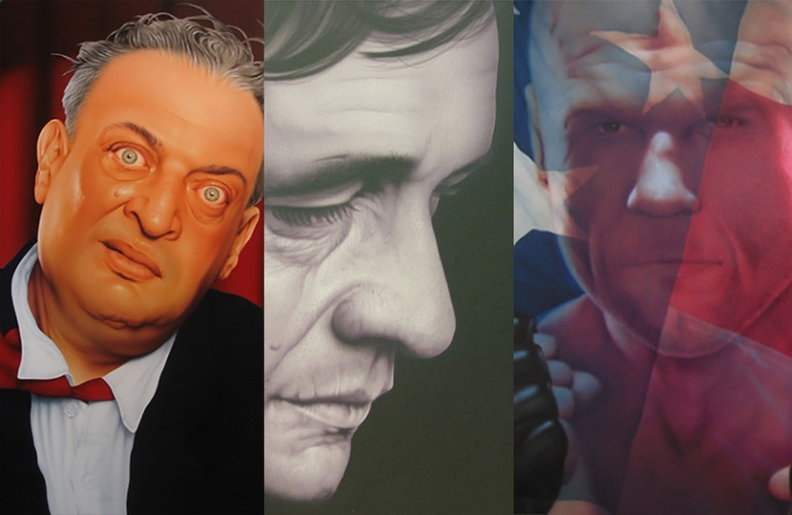 Airbrush Portraiture with Steve Driscoll - Sunday Oct 4th 10am to 4pm