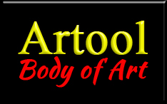 Artool 'Body of Art' Temporary Tattoo Airbrush Colors