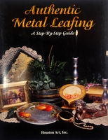 Authentic Metal Leafing: A Step-by-Step Guide