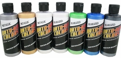 Auto-Air 4300 Series 4oz. Set of 8 Bottles