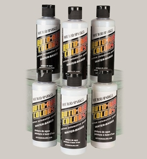 Auto-Air 4400 Series Colors - Hi-Lite Interferences and Flair Color-Shifts