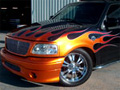 Auto-Air 4500 Series Colors -<br>Hod-Rod Sparkle, Cosmic Sparkle and Sparklescent Colors