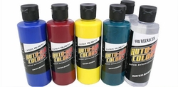 Auto-Air Candy-Pigment Colors 4oz Set A - 6 Bottles