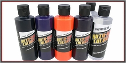 Auto-Air Candy Color 4oz. Set B - 6 Bottles