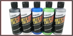 Auto-Air Color 4oz Pearlized Set