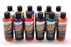 Auto-Air Colors 4oz Class Set